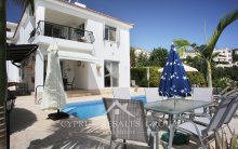 3 Bedroom Sea View Villa Sunburst in Peyia