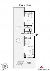 Sensational 1 Bedroom Apartment in Tala Hills II