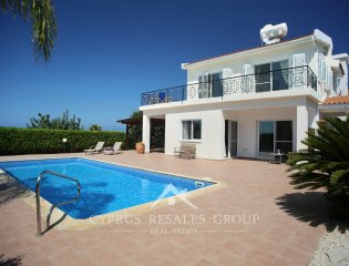 Peyia Skyline 3 Bedroom Garden Villa Property Image