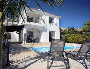3 Bedroom Sea View Villa Anna in Peyia Property Image