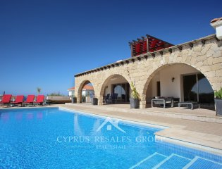 4 Bedroom Villa for sale in Sea Caves Area, Cyprus
