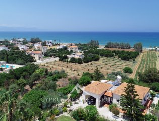 Azure Sea View 3 Bedroom Villa in Argaka Property Image
