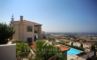 Aphrodite Sea View 4 Bedroom Luxury Villa