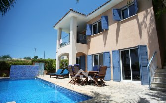 Tremithousa Chorio 3 Bedroom Seaview Villa