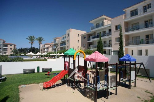 Elysia Park private play place, Pafilia Developers, Kato Paphos