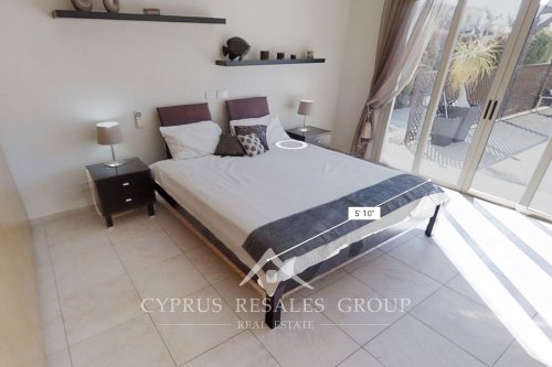 Measure furniture in your new home in Cyprus.
