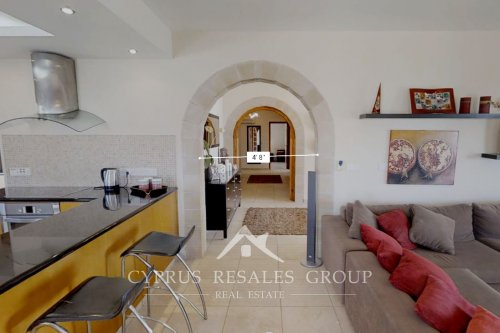 Measure spaces in your new home in Cyprus.