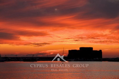 In Cyprus, you are always guaranteed a beautiful sunset.