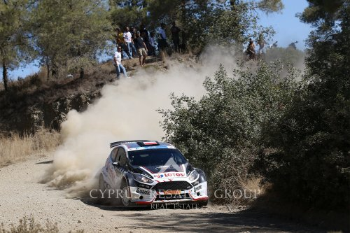 The Cyprus rally is an annual rallying competition held near Limassol.