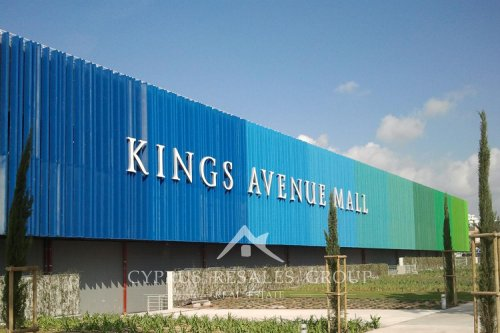 Kings Avenue Mall is located on the Tombs of the Kings avenue in Paphos.
