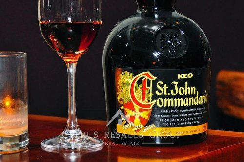 Cyprus is home to Commandaria - one the oldest named wines still in production.