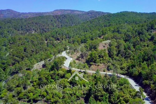 Cedar Valley is located  in the centre of Cyprus' Troodos mountains.