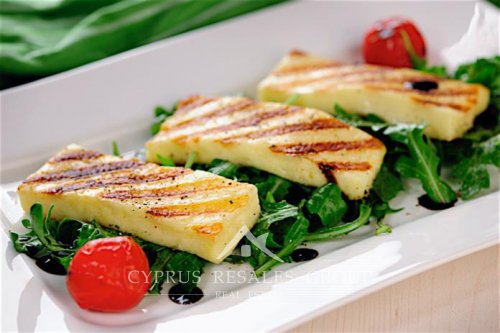 Halloumi is one of the most famous worldwide favourites, which originated in Cyprus.