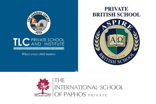 Cyprus has many private Primary and Secondary institutions around the island.