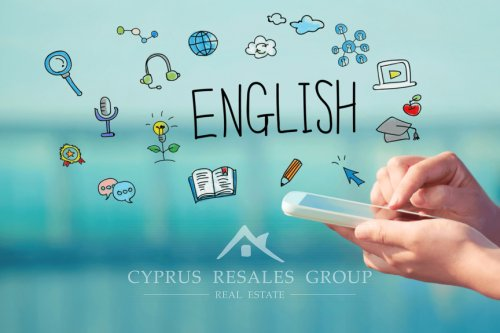 In Cyprus 90% of locals are fluent in English!