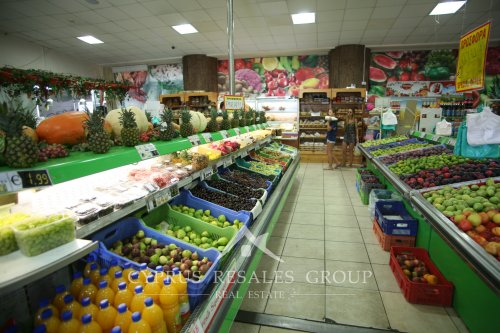 Fertile Cyprus grows a wide range of fruit and vegetables in its rich soils.