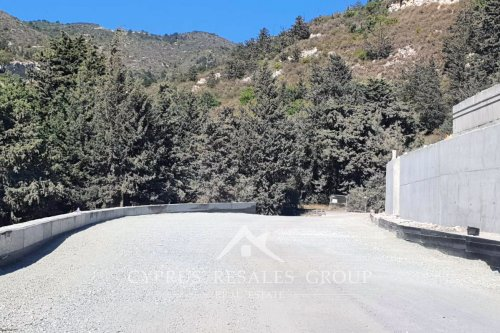 Kamares Village access road now open - August 2020.