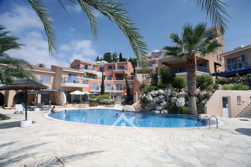 Resort properties at Leptos Estates St Georges Hill apartments and villas