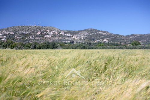 Hills of Melissovounos in Tala, Cyprus